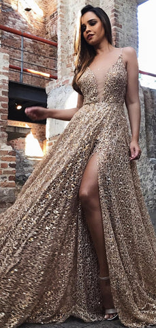 products/Shiny_Gold_Sequin_Lace_Spaghetti_Strap_A-line_Prom_Dresses_PD00173-2.jpg