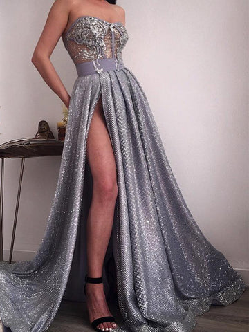 products/Shiny_Silver_Sequin_Applique_Strapless_Illusion_Prom_Dresses_PD00181-1.jpg