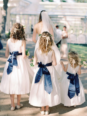 products/Simple_Ivory_Satin_Navy_Belt_Vintage_Flower_Girl_Dresses_FGS108-1.jpg