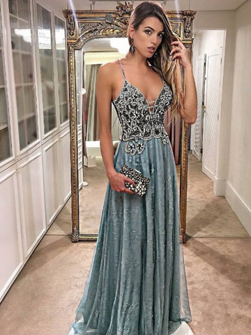 products/Sofa_Green_Beading_Lace_Spaghetti_Strap_Halter_Prom_Dresses_PD00213-1.jpg