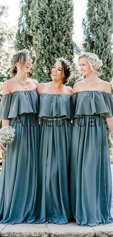 products/Sofa_Green_Chiffon_Off_Shoulder_Boho_Wedding_Bridesmaid_Dresses_AB4085-2.jpg