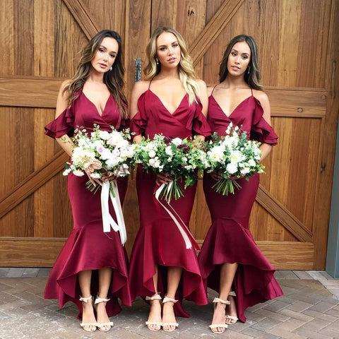 products/Spaghetti_Strap_Off_Shoulder_High_Low_Sexy_Burgundy_Mermaid_Bridesmaid_Dresses_AB4004-1.jpg