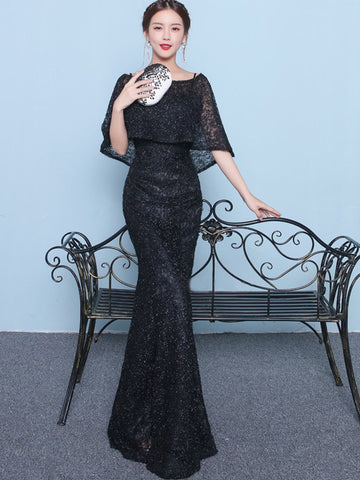 products/Sparkly_Beading_Black_Lace_With_Shawl_Mermaid_Formal_Party_Prom_Dresses_PD00017.jpg