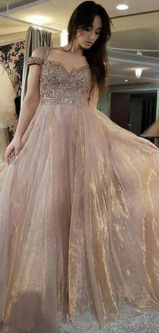products/Sparkly_Beading_Nude_Organza_Off_Shoulder_Prom_Dresses_PD00180-2.jpg