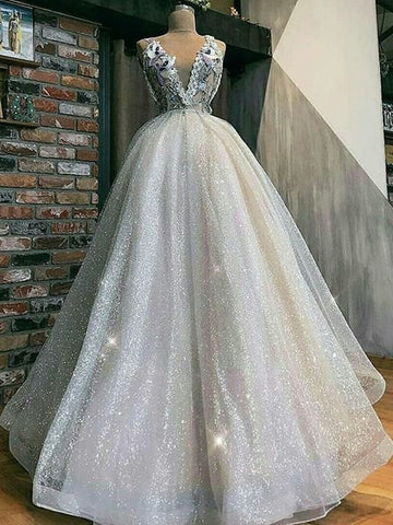 products/Sparkly_Ivory_Sequin_Tylle_Embroidery_Applique_V-neck_Ball_Gown_Prom_Dresses_PD00370-1.jpg