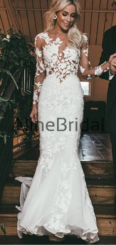 products/Stunning_Lace_Applique_Illusion_Long_Sleeve_Mermaid_With_Train_Wedding_Dresses_AB1552-2.jpg
