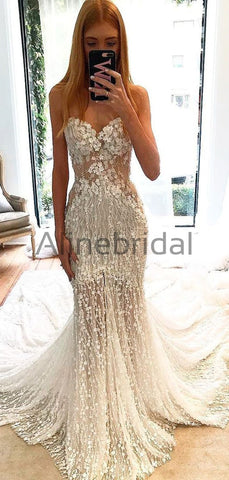 products/Stunning_Lace_Applique_Sweetheart_Strapless_Mermaid_Wedding_Dresses_AB1509-2.jpg