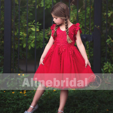 products/Sweet_Red_Appliques_Tulle_Pretty_Sleeveless_Short_Flower_Girl_Dresses_FGS073-1.jpg