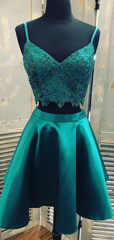 products/Teal_Green_Spaghetti_Strap_Two_Piece_Lace_Satin_Homecoming_Dresses_HD0043-2.jpg