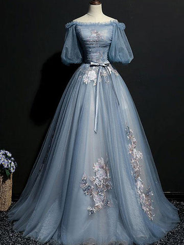 products/Vintage_Princess_Off_Shoulder_Half_Sleeve_Sky_Blue_Appliques_Ball_Gown_Prom_Dresses_PD00076-1.jpg