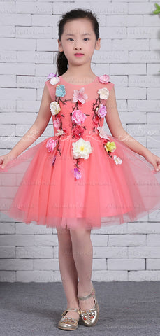 products/Watermelon_Tulle_Handmade_Flower_Applique_Cap_Sleeve_Flower_Girl_Dresses_FGS127-2.jpg