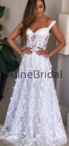 products/White_Lace_Applique_Off_Shoulder_A-line_Wedding_Dresses_AB1518-2.jpg