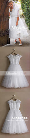 products/White_Lace_Sequin_Tulle_Bottom_Cap_Sleeve_A-line_Vintage_Flower_Girl_Dresses_FGS096-2.jpg