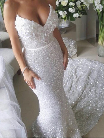products/White_Sequin_Applique_Strapless_Mermaid_Train_Wedding_Dresses_AB1523-1.jpg