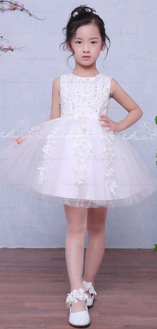 products/White_Tulle_Lace_Beaded_Applique_Sleeveless_Vintage_Flower_Girl_Dresses_FGS036-2.jpg