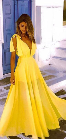 products/Yellow_Chiffon_V-neck_Sleeveless_A-line_Simple_Prom_Dresses_PD00318-2.jpg