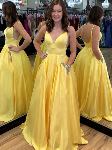 products/Yellow_Satin_V-neck_Scoop_Back_Beading_Pocket_Prom_Dresses_PD00357-1.jpg