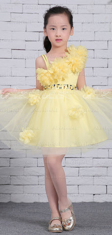 products/Yellow_Tulle_Handmade_Flower_Unique_One_Shoulder_Sweet_Flower_Girl_Dresses_FGS130-2.jpg