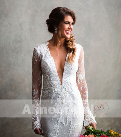 products/fashion_lace_appliques_deep_V-neck_wedding_dressesAB1142-A.jpg