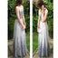 Long Custom With Appliques For Teens A-line Graduation Evening Party Dress. PD0207