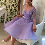 Popular purple elegant see through tulle sexy charming cocktail formal homecoming prom dress,BD00126