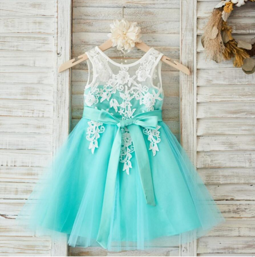 Cheap Flower Girl Dresses Wish Gown