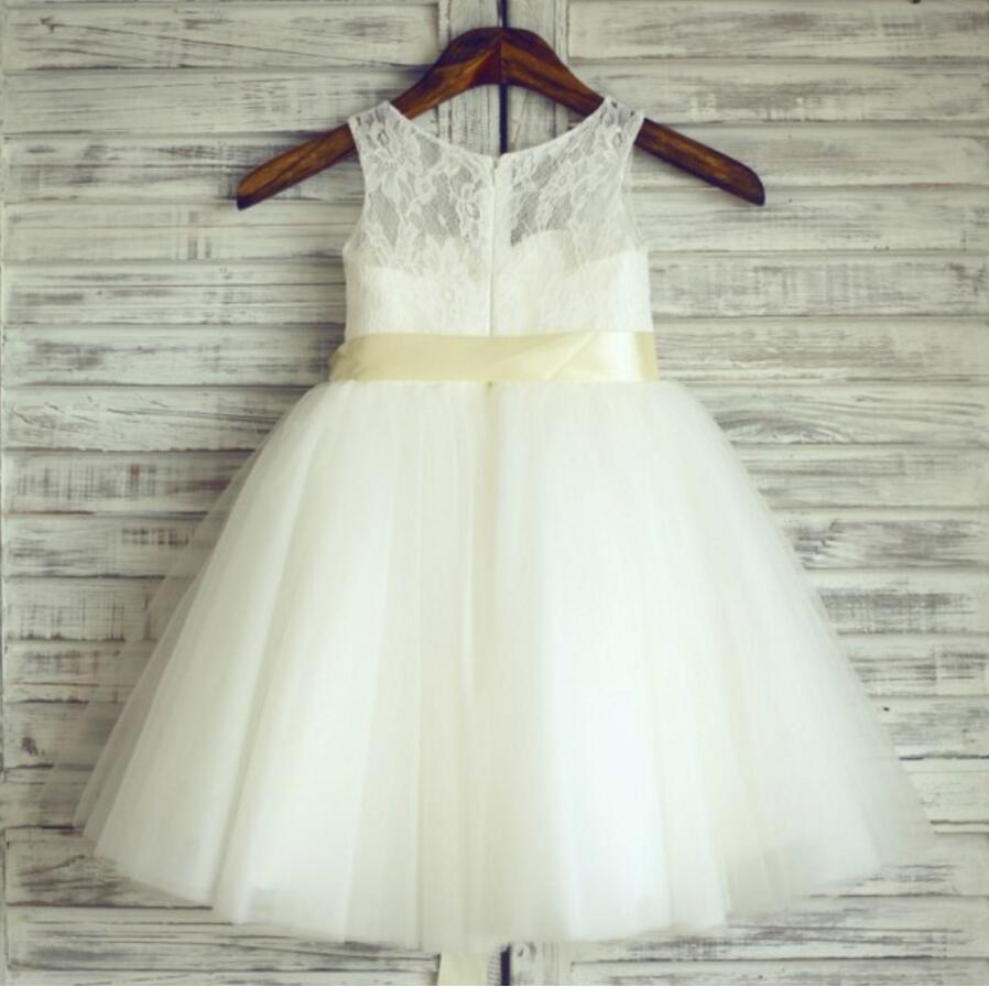 Flower Girl Dresses Wish Gown