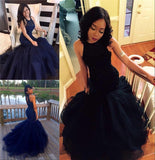 Gorgeous Charming Mermaid Elegant Sexy Long Prom Dress, WG530 - Wish Gown