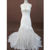 Sweet Heart Lace Elegant Affordable Long Wedding Bridal Dress Gown, WG619