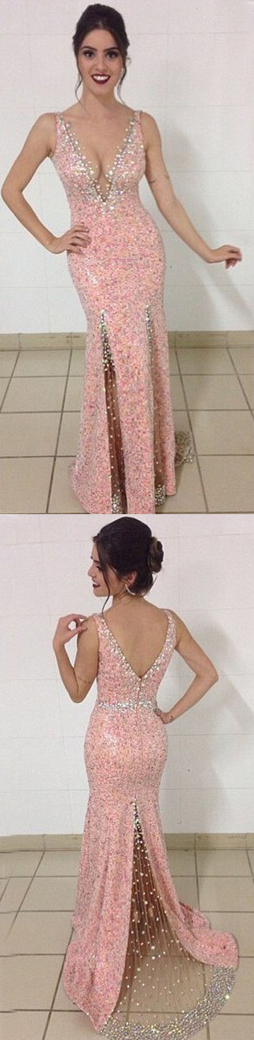 Win the Heart of Your Crush with Elegant Prom Dresses   Wish Gown ...