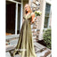 Popular A-line Cheap Long Bridesmaid Dresses YPS104