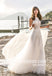 Charming Popular Tulle Lace Elegant Inexpensive Long Wedding Dresses, BW151 - Wish Gown