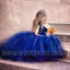 Most Popular Pretty One Shoulder Tulle Cheap Flower Girl Dresses, FGS123