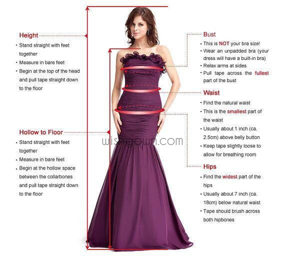 A-line sparkly unique open back charming lovely freshman formal homecoming prom gown dress,BD0029 - Wish Gown