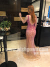 Mermaid Heavy Beaded Sparkle Inexpensive Online Long Prom Dresses, WG1098