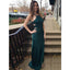 Popular Sexy Open Back Mermaid Simple Cheap Long Prom Dress, PD0175