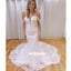Sweetheart Cap Sleeve Dreaming Long Wedding Dress WDH044