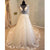 Beautiful Long Sleeves V Back Tulle Applique Affordable Long Wedding Dress, WG1204