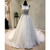 Charming On Sale A Line Popular Bridal Long Wedding Dresses, WG1243