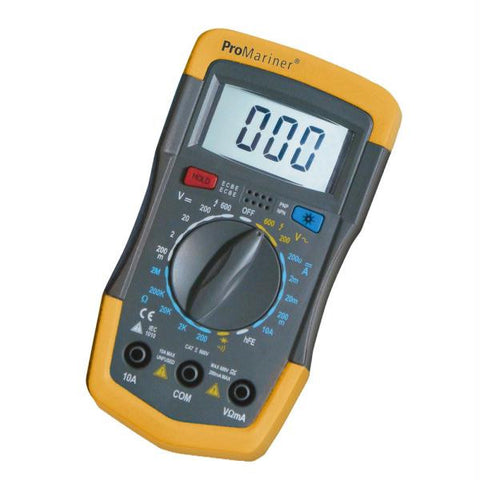 ProMariner Handheld Digital Multi-Meter