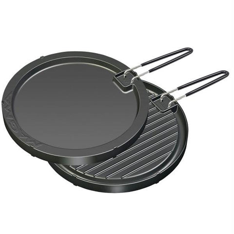 "Magma 2 Sided Non-Stick Griddle 11-1-2"" Round"