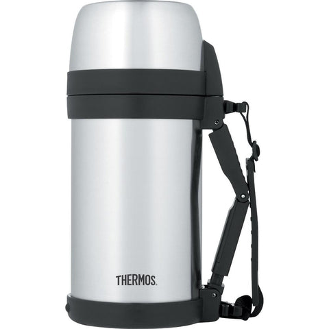 Thermos Elite Vacuum Insulated Wide Mouth Stainless Steel Bottle - 48 oz.