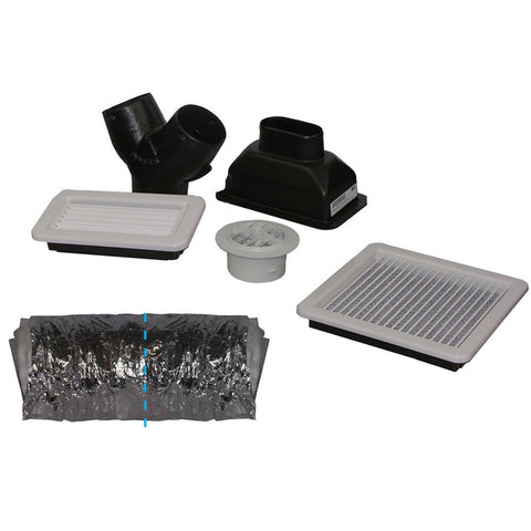 Webasto Fresh Air Duct Kit f-FCF5000 & FCF9000