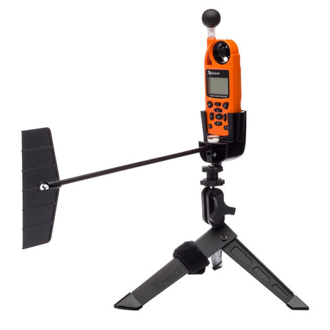 Kestrel 5400 Heat Stress Tracker + Vane Mount - Safety      Orange