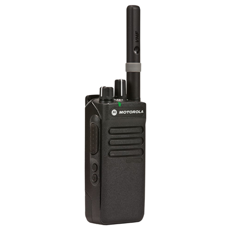 Motorola DP2400 Mototrbo Digital Portable Two-Way Radio (403 - 527Mhz)