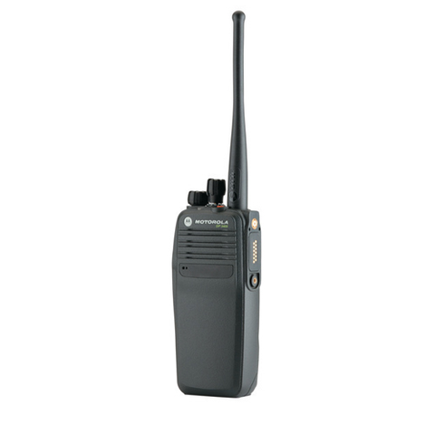 Motorola DP3400 Digital Portable Two-Way Radio (450-520Mhz)