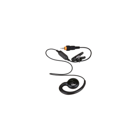 Motorola CLP - Single Pin Short Cord Earpiece