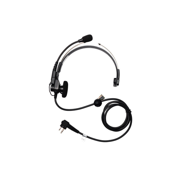 Motorola DEP450 - Light Weight Headset With Swivel Boom Mic