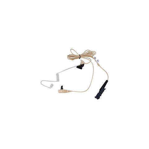 Motorola DP Series - 2 Wire Surveillance Kit (Beige)