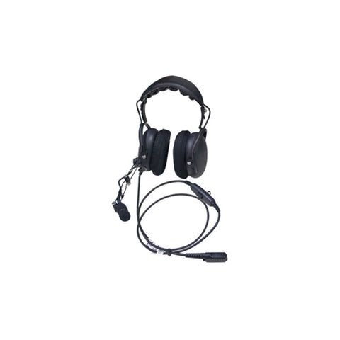 Motorola DP Series - Heavy Duty Head set, Noise Cancelling, In-Line PTT